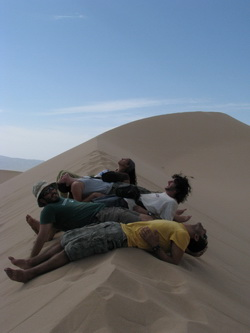 דיונות במדבר גובי