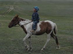 אופניים מונגולים