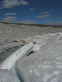 קרחונים מונגוליה