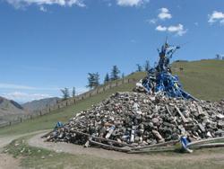 כיכר במונגוליה