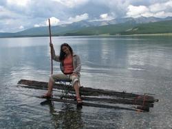 אגם חופסגול
