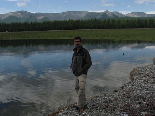 חופסגול צפון מונגוליה