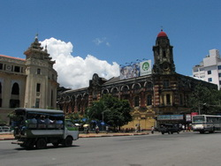 מבנים ביאנגון
