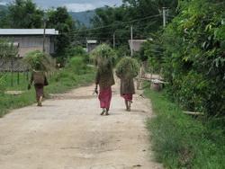 כפרים בבורמה