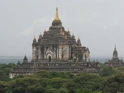 מקדשים בבורמה