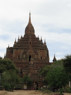 מקדשים בורמה