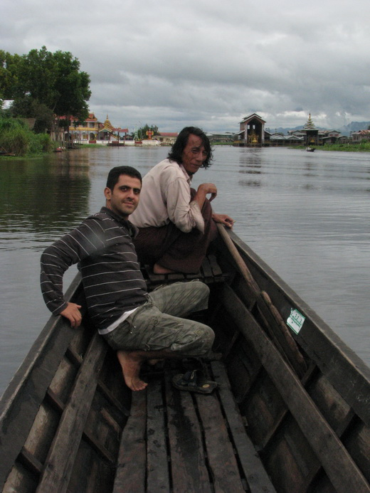 אגם מיאנמר