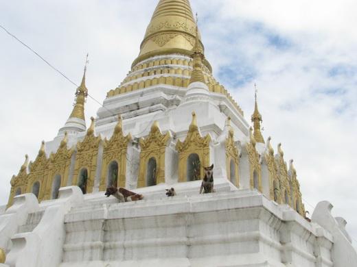 כפרים בורמה