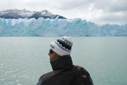 הקרחון המתנפץ
