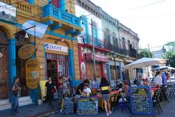 שכונת בוקה בואנוס איירס