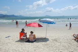 חופים בסנטה קטרינה ברזיל