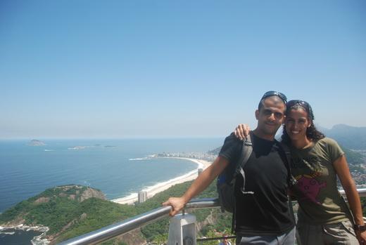הר הסוכר ריו ברזיל