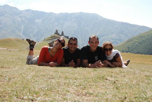 טיול בגאורגיה
