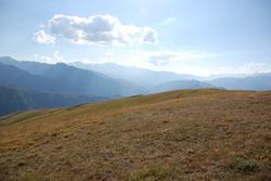 הרים נופים בגרוזיה