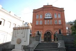 בית הכנסת היהודי בטביליסי
