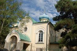 כנסייה בטביליסי