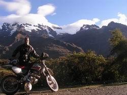 טיול אופנועים פרו
