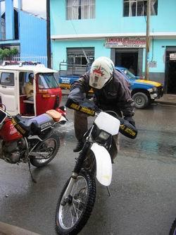אופנועים בדרום אמריקה